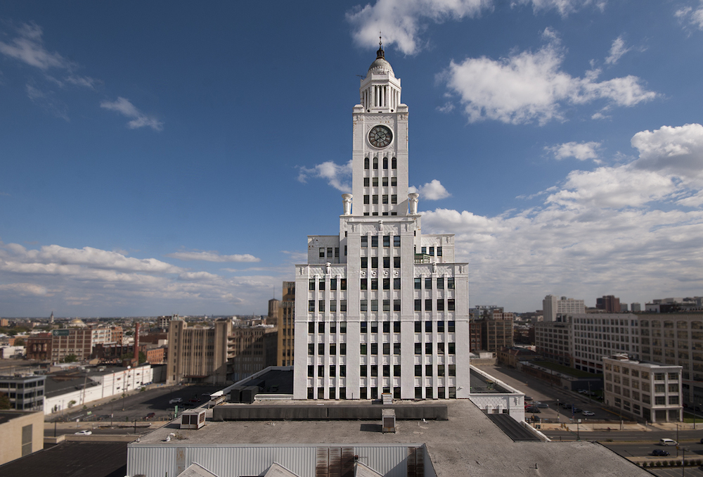 Philadelphia Inquirer Historic Building Renovation