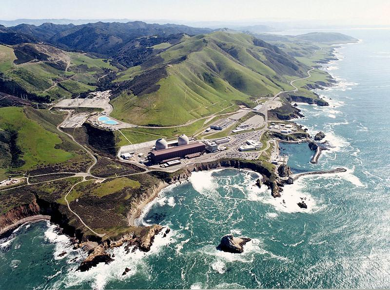 Diablo Canyon Nuclear Power Plant Decommissioning