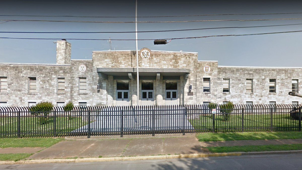Historic Chattanooga National Guard Armory Restoration